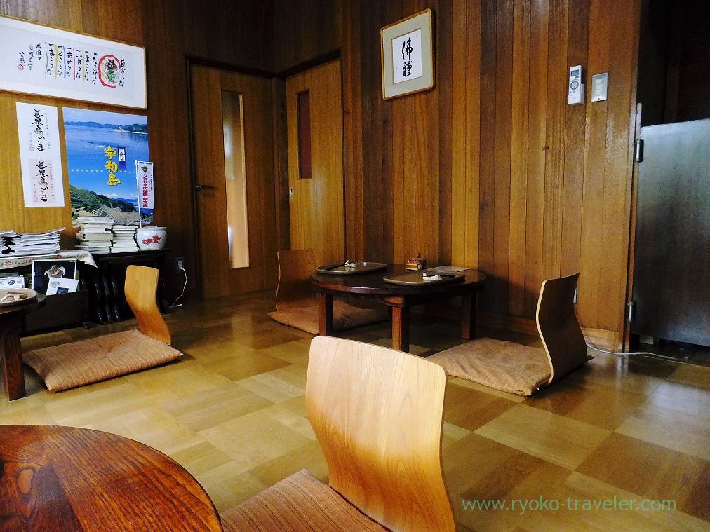 Interior, Soba Isba Isato (Kounodai)