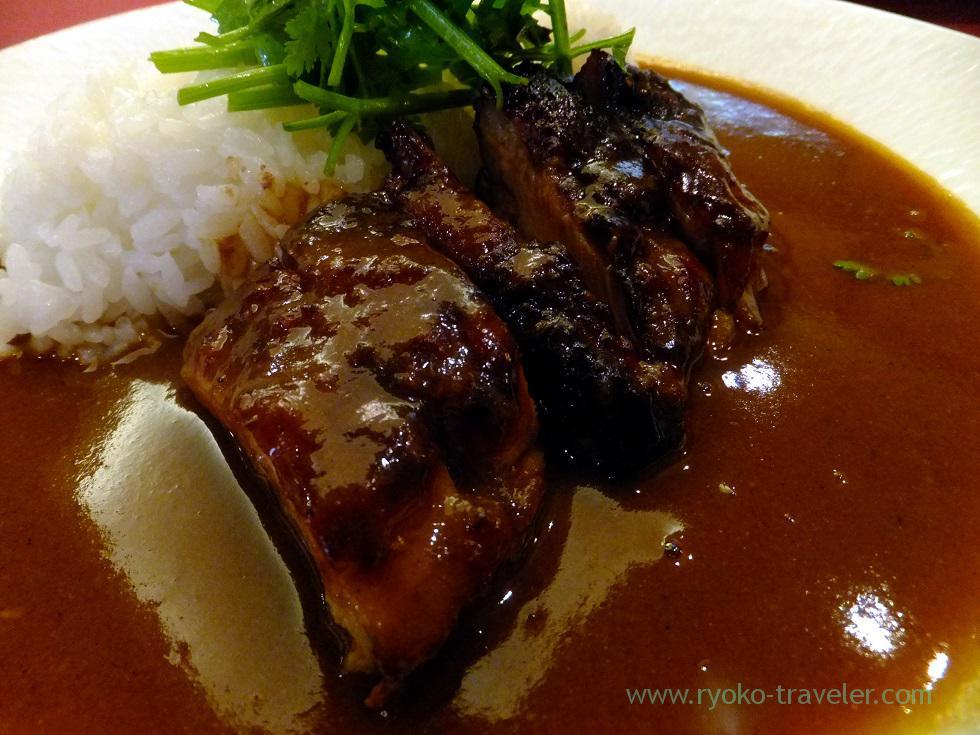 Juicy chicken, Chez Inno (Kyobashi)