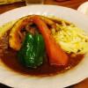 Iwamotocho : Soup curry with lamb at Kamui (スープカレーカムイ)