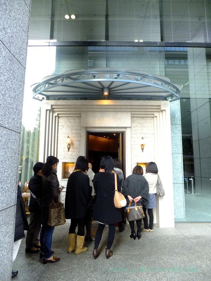 Many people, Chez Inno (Kyobashi)