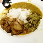 (Closed) Monzen-nakacho : Dilani-san's curry (ディラーニさんのスリランカカレー)