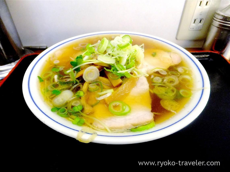 Ramen, Inoue (Tsukiji)