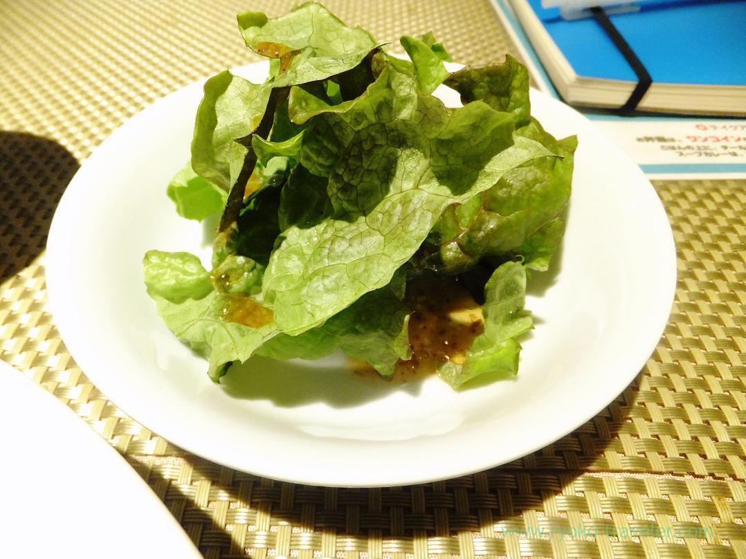 Salads, Dilani-san's Sri Lanka curry (Monzen-nakacho)