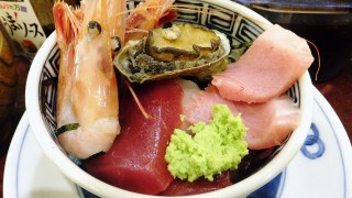Tsukiji Market : My last Tsukiji 2013 and my first Tsukiji 2014 (米花, 小田保)