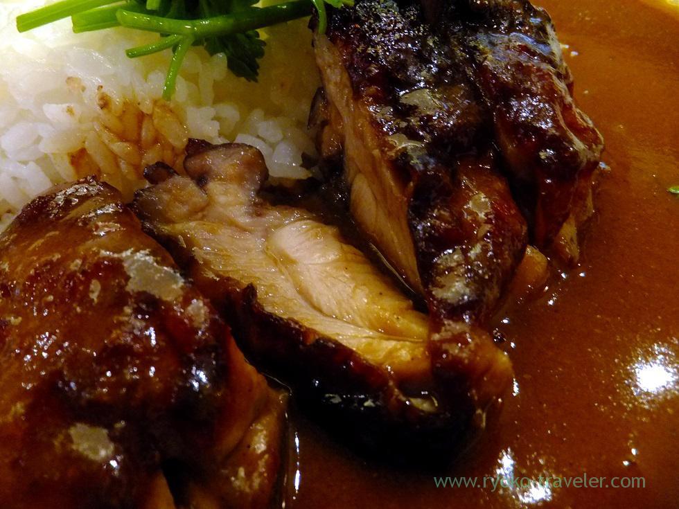 Section of chicken, Chez Inno (Kyobashi)