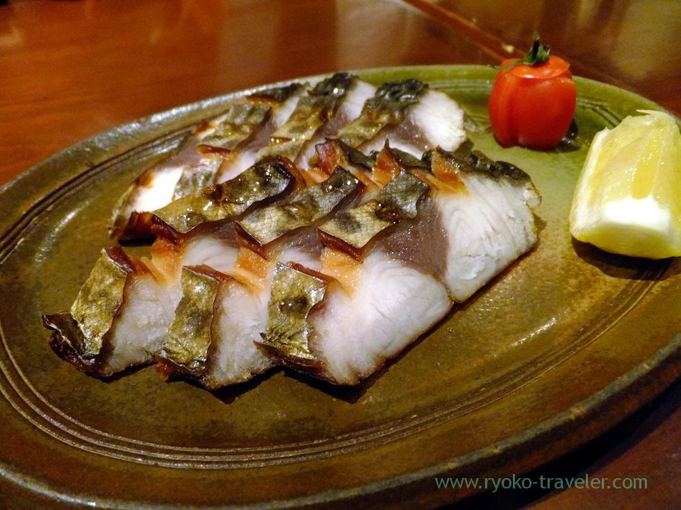 Smoked fish, Yamadaya (TSukiji)