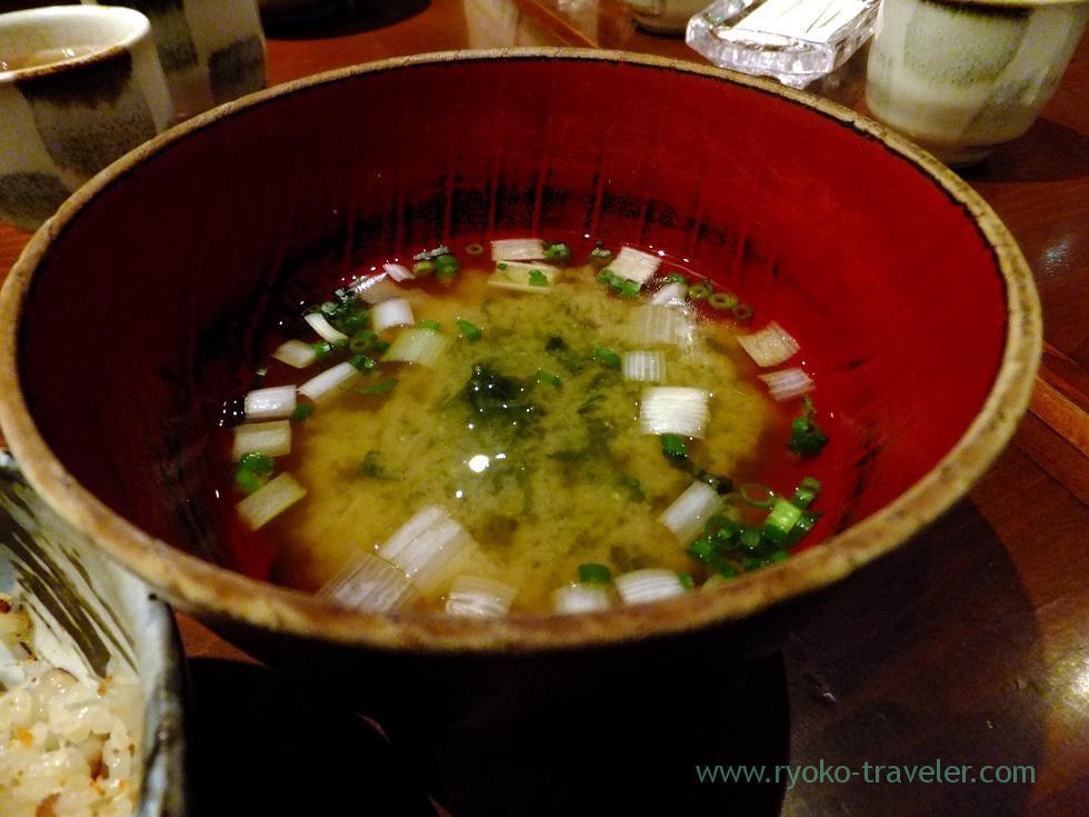 Soup, Yamadaya (Tsukiji)
