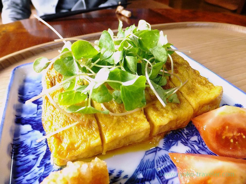 Tamagoyaki, Soba Isba Isato (Kounodai)