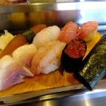 Funabashi : Sushi lunch at port town (吉光 船橋北口店)