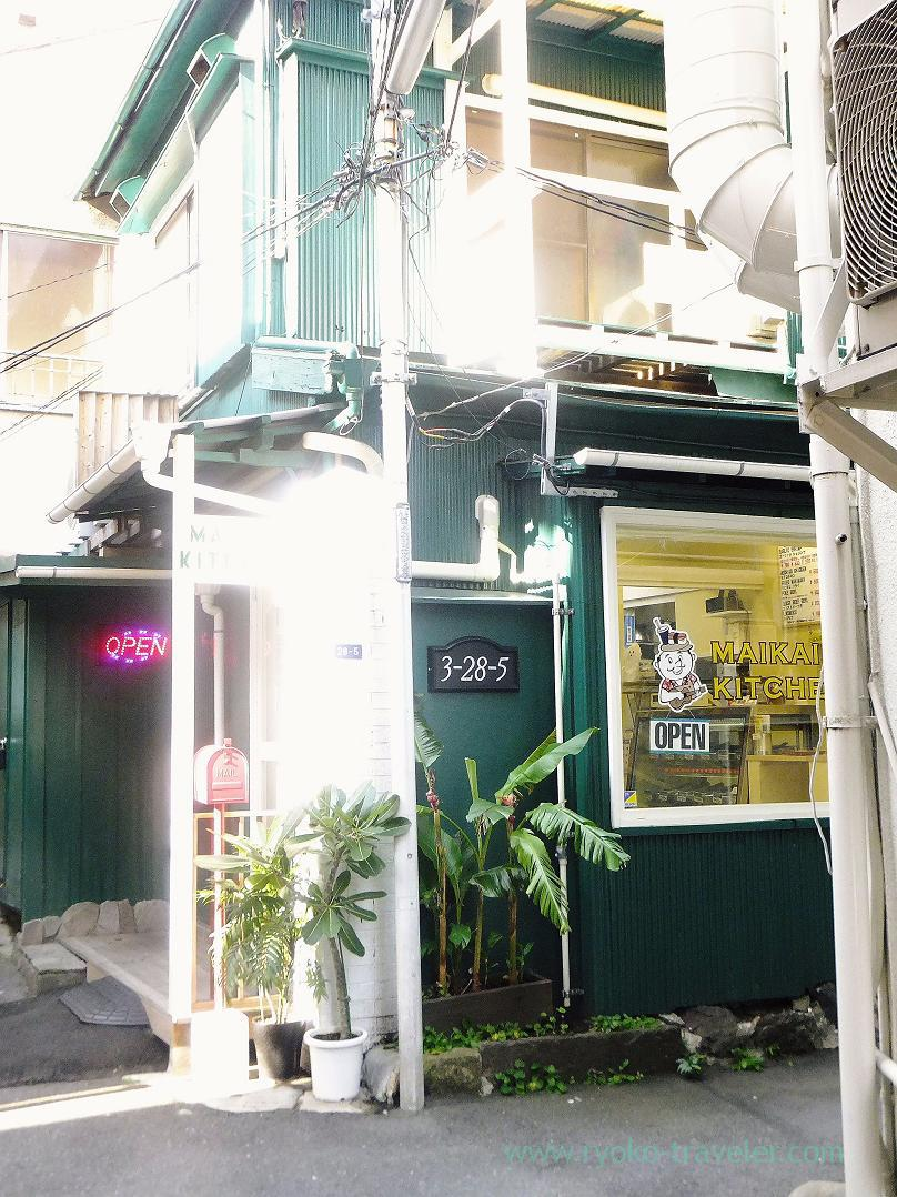 Appearance, Maikai Kitchen (Tsukishima)