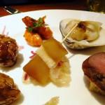 Tsukiji : Nouvelle chinois cuisine at Pu Pu Ru (歩歩路)