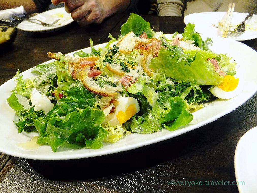 Caesar salad, Ore-no-French Ningyocho (Ningyocho)