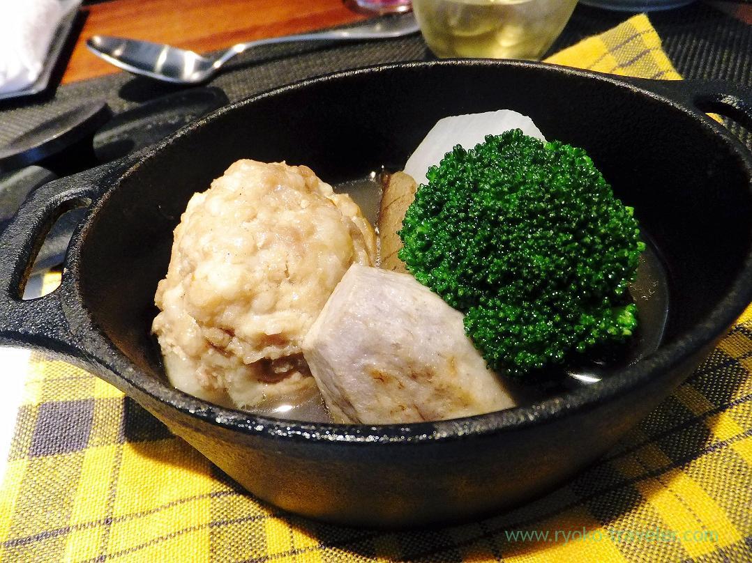 Cocot, pu pu ru (Tsukiji)