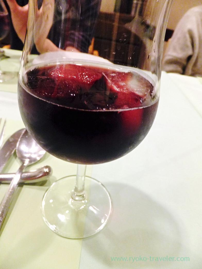 Grape juice, Perci (Higashi-Ginza)