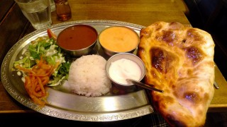 Funabashi : Indian curry at Sarnath (サールナート)