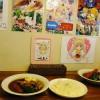 Iwamotocho : Dosanko bacon and spinach curry at Kamui (スープカレー カムイ)