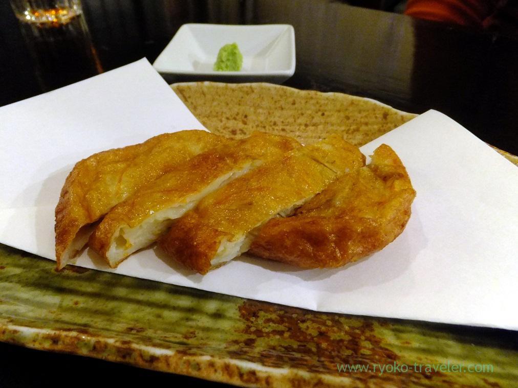 Thick fried tofu, Otakou Motoyawata (Motoyawata)