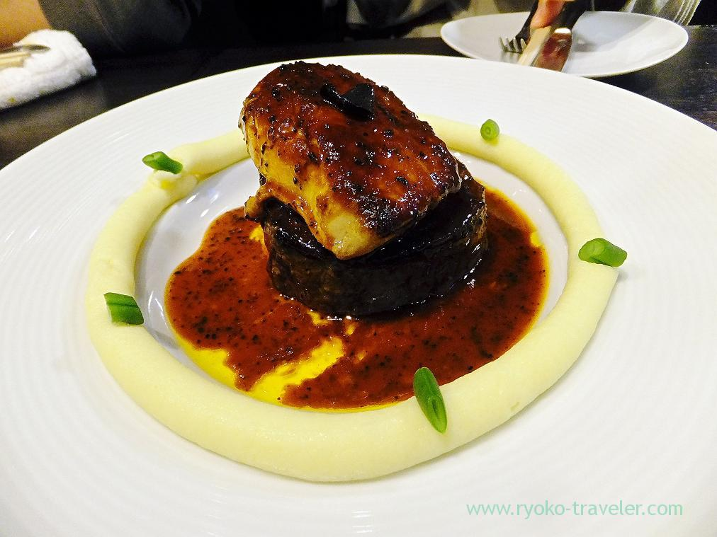 Tournedos Rossini with beef fillet and foie gras, Ore-no-French Ningyocho (Ningyocho)