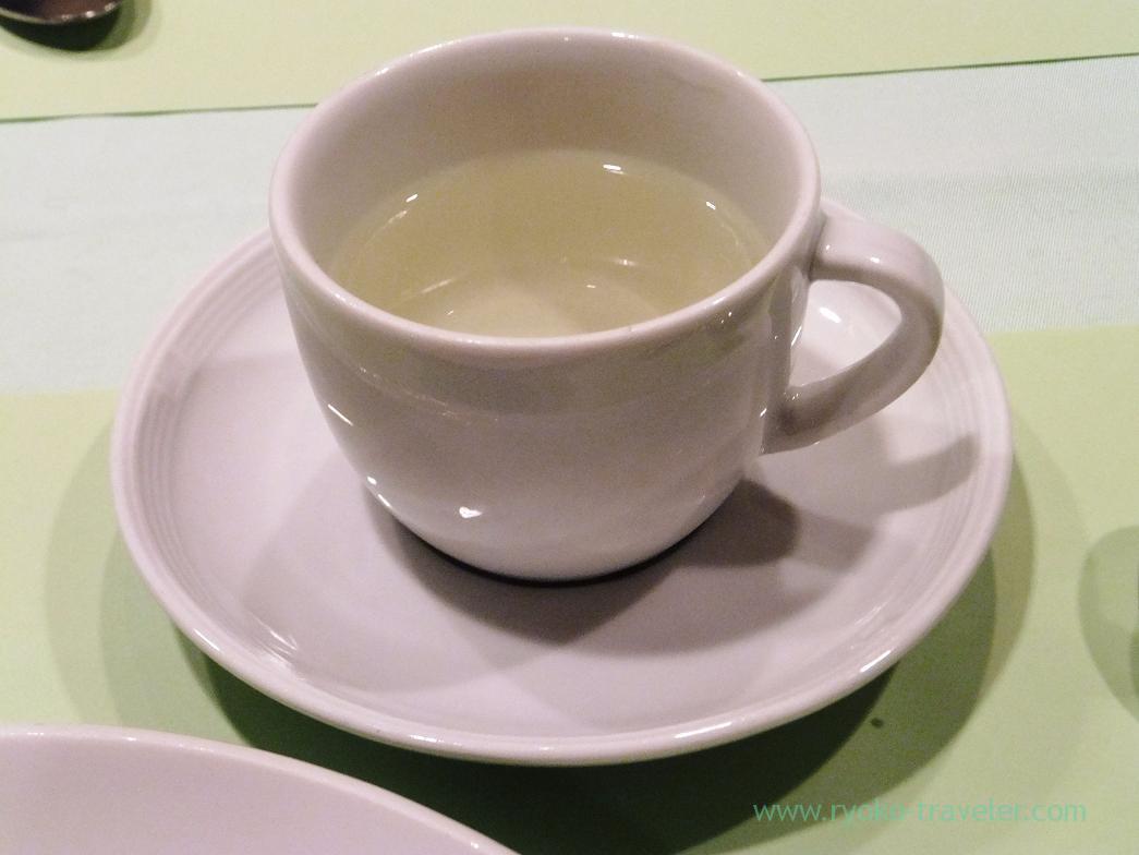 herbal tea, Perci (Higashi-Ginza)