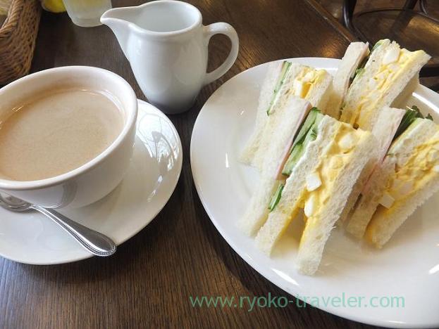 Sandwich set, Shato doll (Nara)