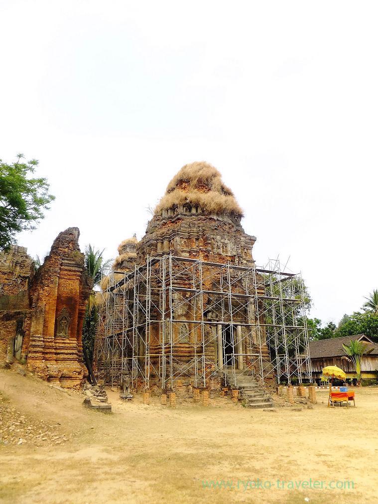 Appearance, Lolei (Siem Reap2014)