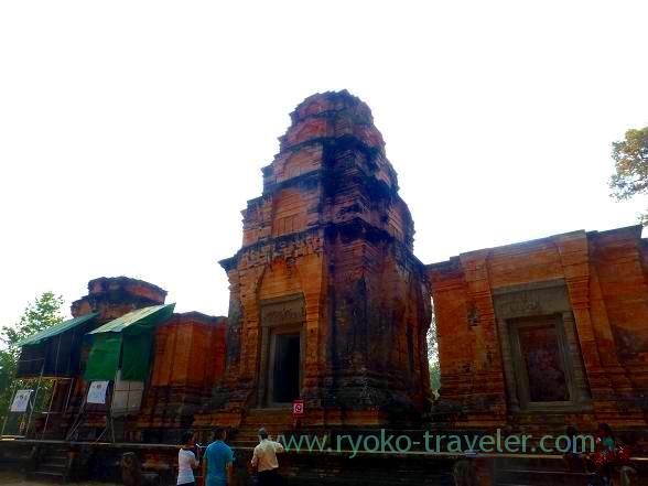 Appearance, Prasat Kravan, Cambodia (Siem Reap2014)