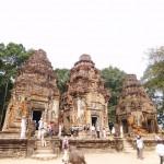 Siem Reap 2014 (2/8) : Roluos group