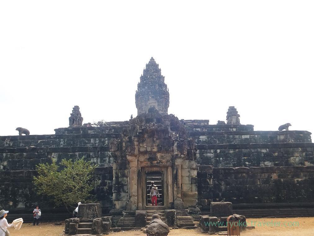 Bakong, City Angkor Hotel (Siem Reap2014)