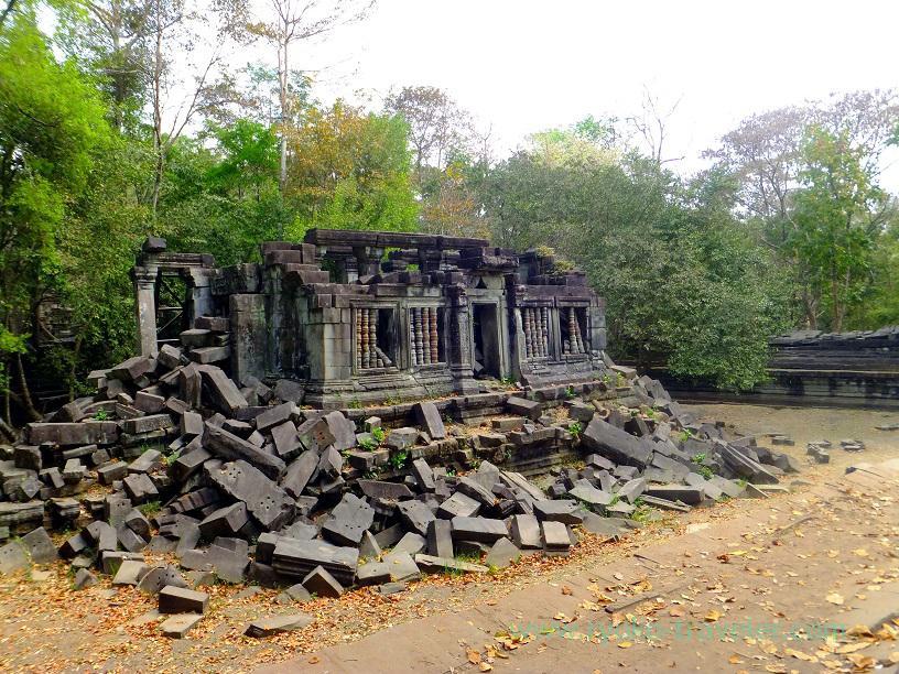 Beng Mealea2(Siem Reap2014)
