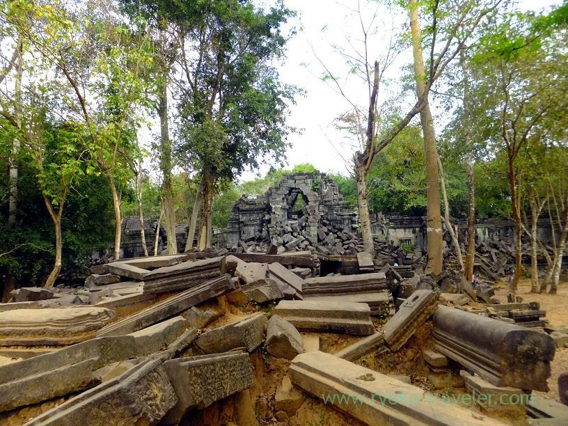 Beng Mealea3(Siem Reap2014)