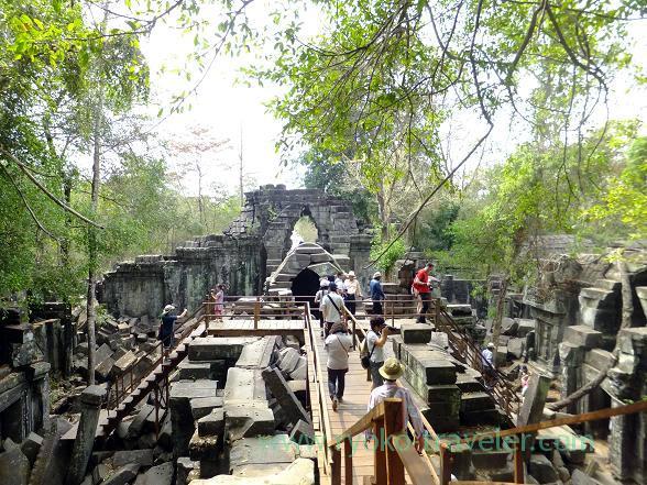 Beng Mealea4(Siem Reap2014)