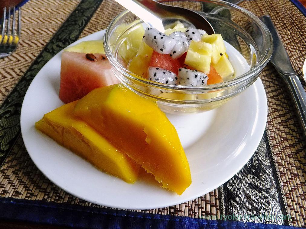Fruits , City Angkor Hotel (Siem Reap2014)
