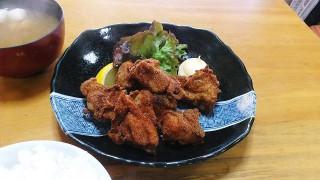 Kachidoki : Karaage at Sake-dokoro Nakamura (酒処なかむら)
