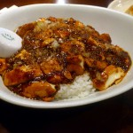 Keisei-Nakayama : Dinner by myself at Cyujitsudo (忠実堂)
