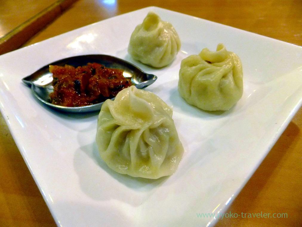 Momo, Curry restaurant Shiba (Inage)