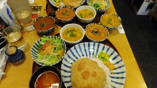 (Closed) Morishita : Final Fukagawa Indian Lunch ! (上亀)