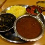 Inage : Curry dinner at Shiba (カレーレストランシバ)