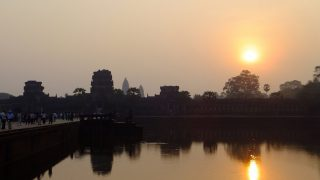 Siem Reap 2014 (4/8) : Sunrise at Angkor Wat and Beng Mealea