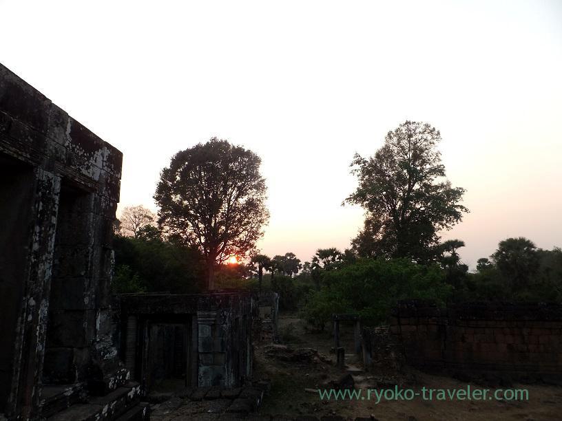 Sunset..., Pre Rup, Cambodia (Siem Reap2014)