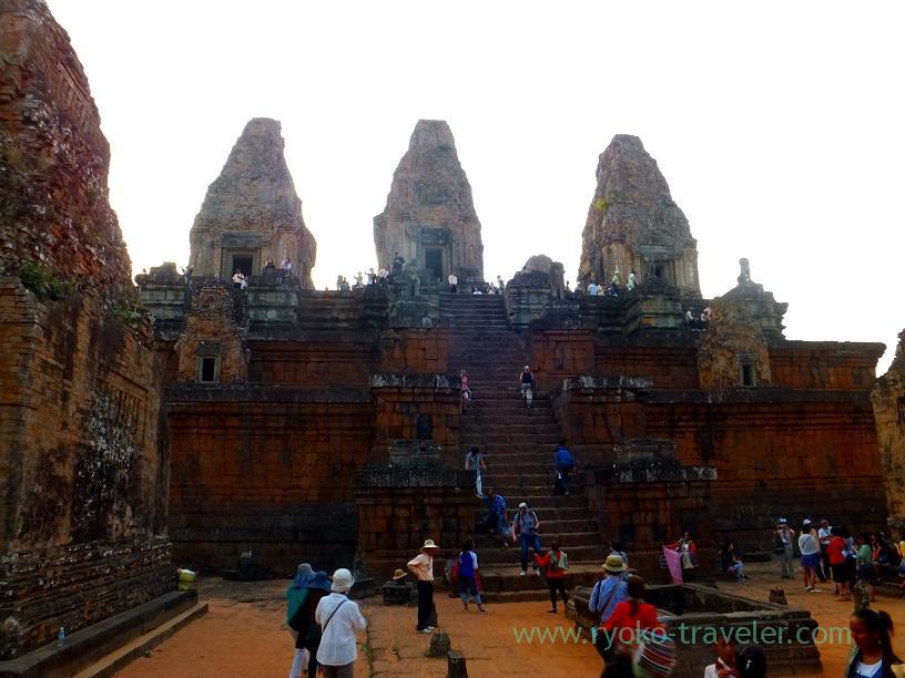 View, Pre Rup, cambodia (Siem Reap2014)