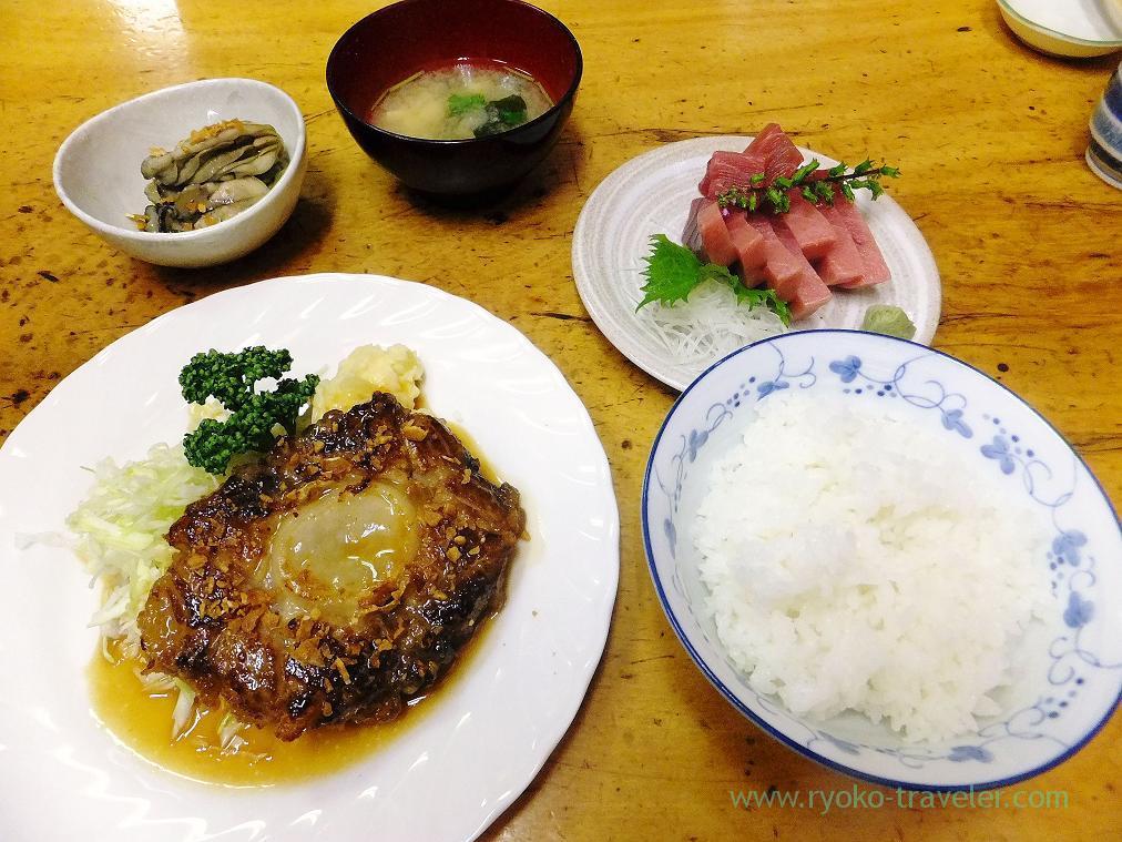 My breakfast, Odayasu (Tsukiji Market)