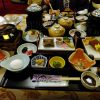 Fukushima : Noji onsen with my mother 1/2 (野地温泉)