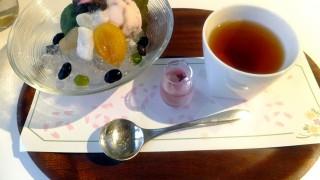 Hatsudai : Kanten-papa's cafe (かんてんパパカフェ)