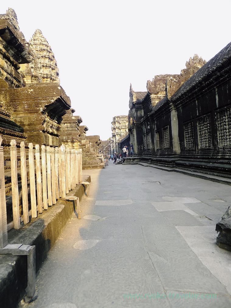 View, Angkorwat(Siem Reap2014)