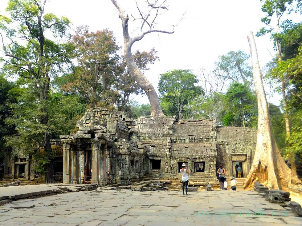 Banteay Kdei ,Siem Reap2014