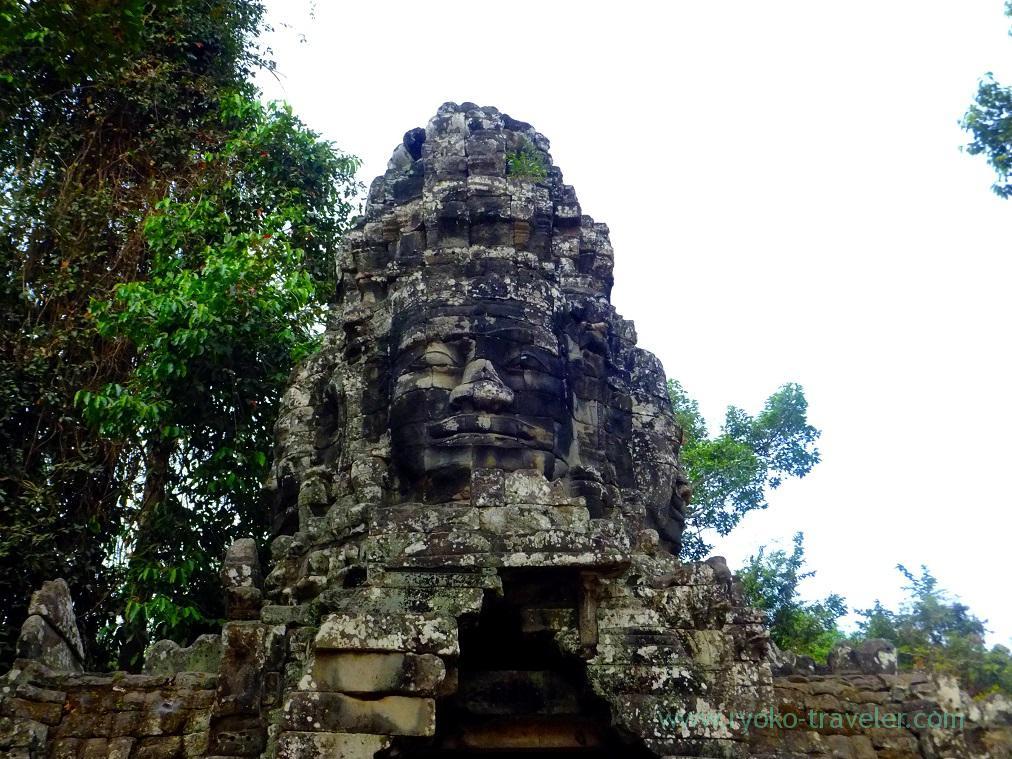 Bayon2,cambodia (Siem Reap, cambodia 2014)