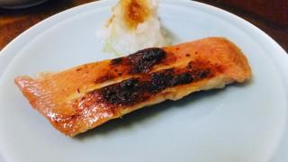 Tsukiji Market : Horse mackerel, bonito and saikyo-yaki at Kato (和食かとう)