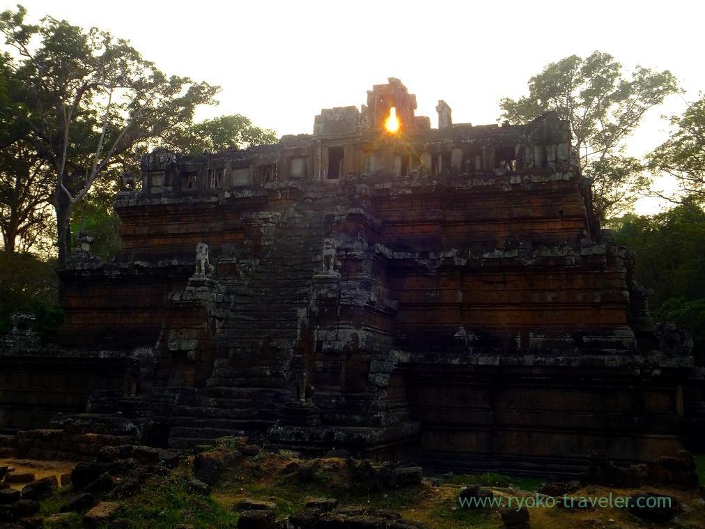 Phimeanakas (Siem Reap, cambodia 2014)