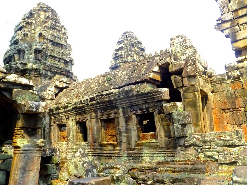 Preah Khan 1, Siem Reap2014