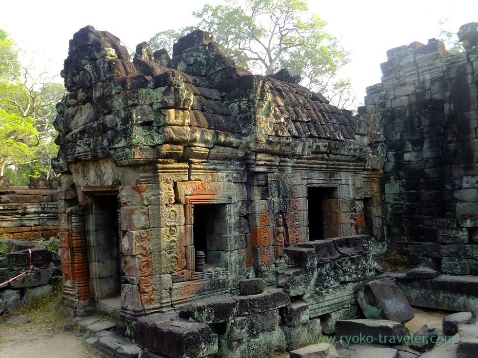 Preah Khan 2, Siem Reap2014